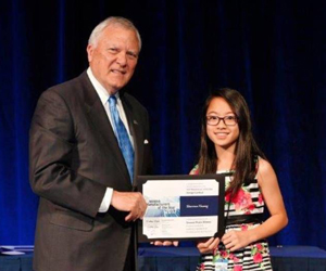 Duluth sixth-grader wins second place in state design contest, $300 scholarship