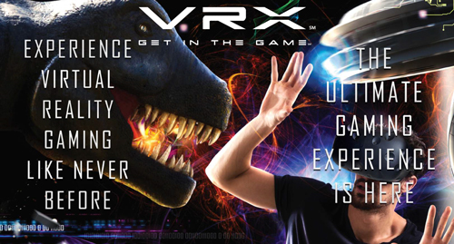VRX GAMING EXPERIENCE