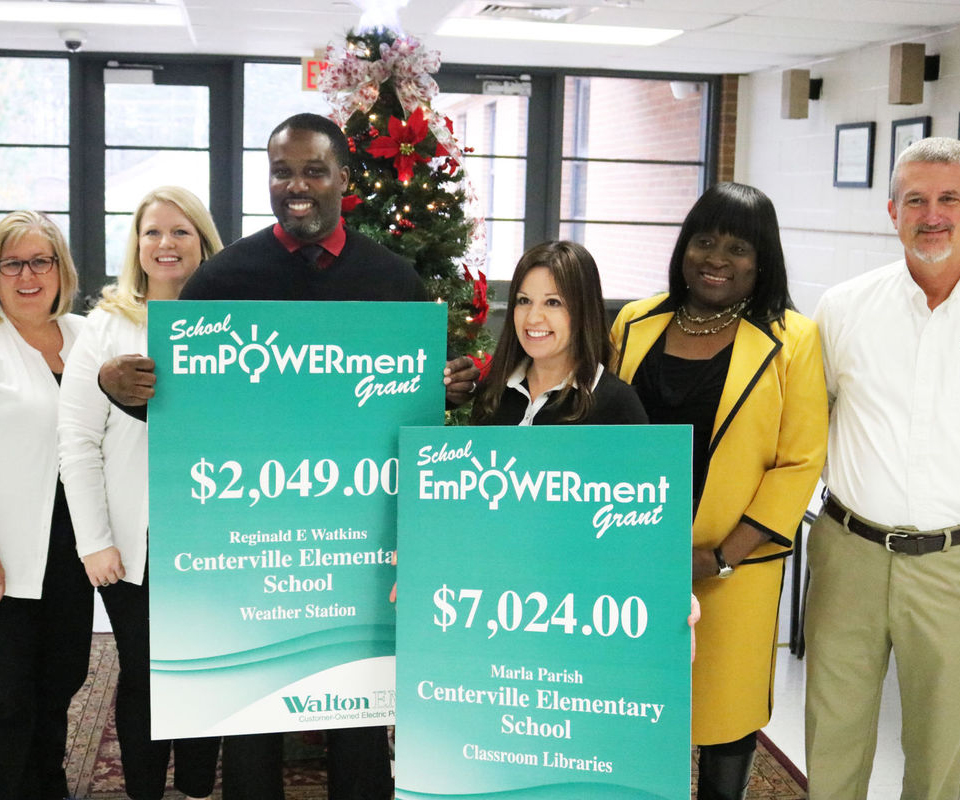 GCPS receives more than $100K in grants