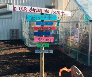 Gwinnett Clean and Beautiful, GCPS receive $20K grant for gardens