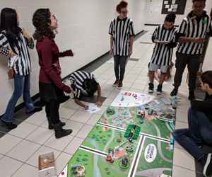 Lanier High School looks to expand robotics