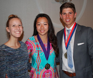 GCPS honors top senior student-athletes