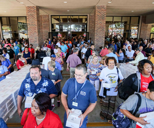 School bus drivers lauded as 'game changers' at annual back-to-school event