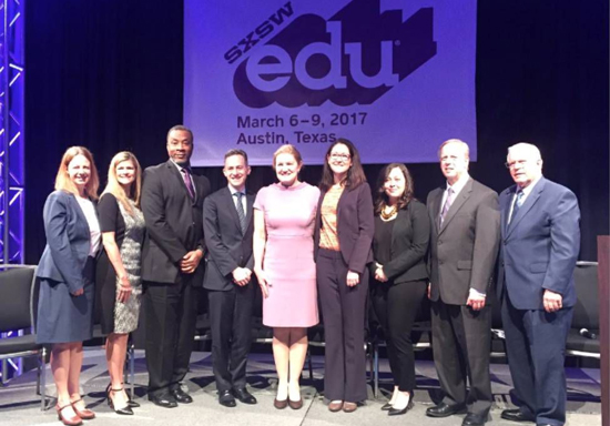 GCPS receives national award for developing great teachers