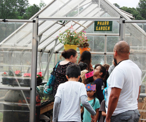 Pharr Elementary celebrates garden with third annual event