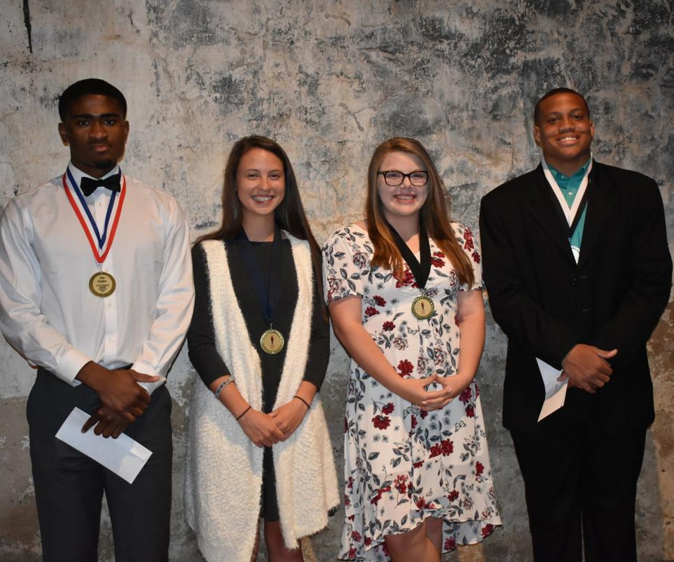 GCPS Outstanding Senior Athlete Banquet honors Gwinnett's best at 10th annual event