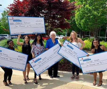 GCPS seniors named Young Leaders Scholarship winners
