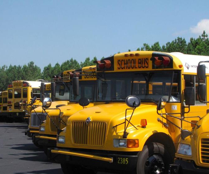 GCPS earns honors in Pupil Transportation Safety Awards