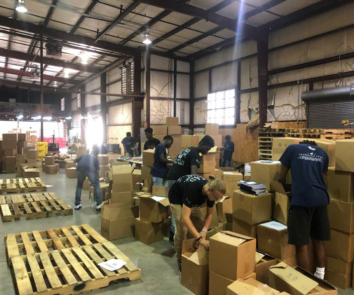 12Stone school supply drive to benefit thousands of Gwinnett students – Community giving… a key to student success