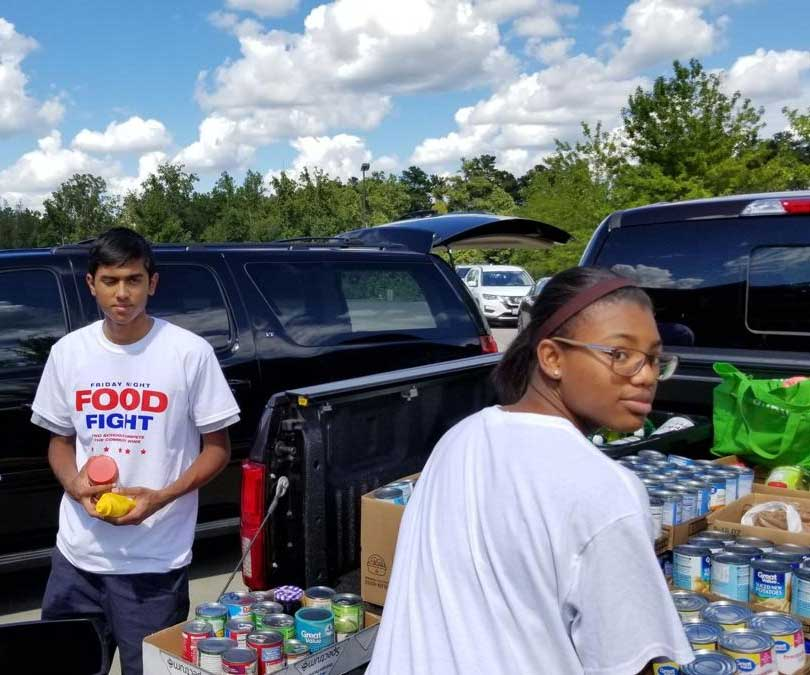 First round of 'Food Fights' start collecting Monday at Gwinnett schools