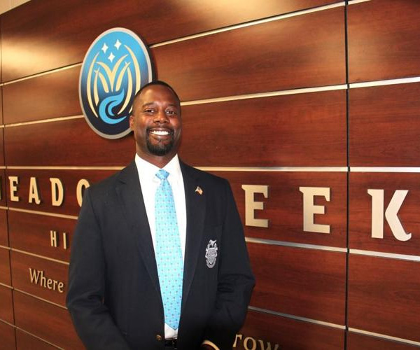 Meadowcreek Principal Tommy Welch named GCPS Chief Equity and Compliance Officer