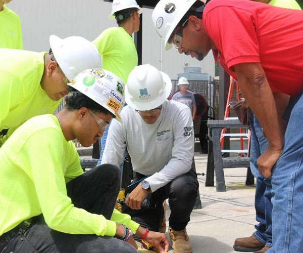 Berkmar construction students to compete in regional construction competition