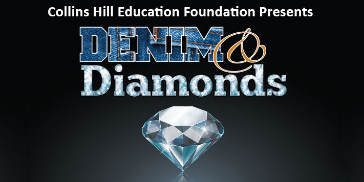 Collins Hill Education Foundation Presents Denim & Diamonds Casino Night