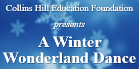 Collins Hill Education Foundation 2nd Annual Winter Wonderland Dance