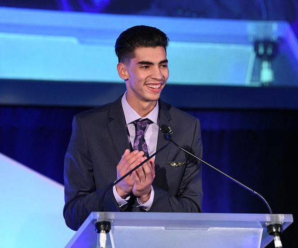 Norcross High student named Boys and Girls Club Youth of the Year runner-up