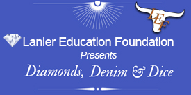 Lanier Education Foundation Presents Diamonds, Denim & Dice