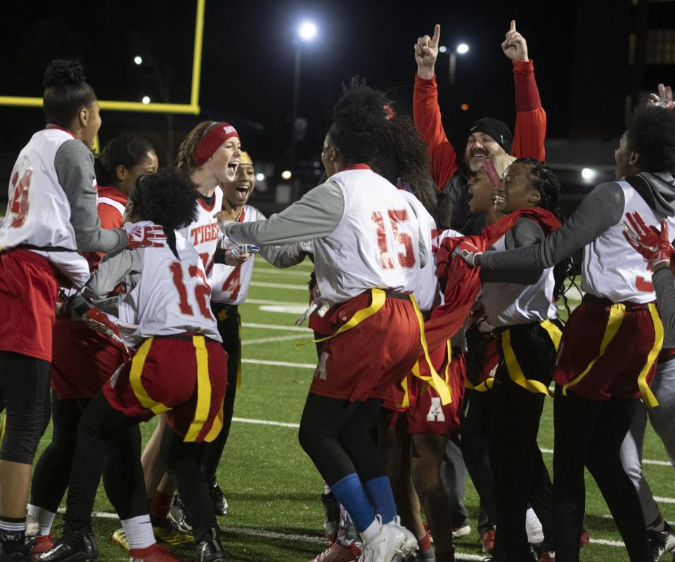 Archer puts in complete effort to claim Gwinnett Co. Girls Flag Football League Title