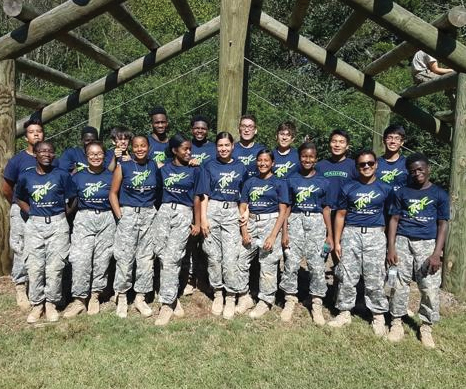 Five JROTC programs earn national recognition