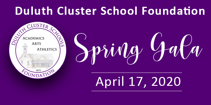 Duluth Cluster School Foundation Presents Spring Gala