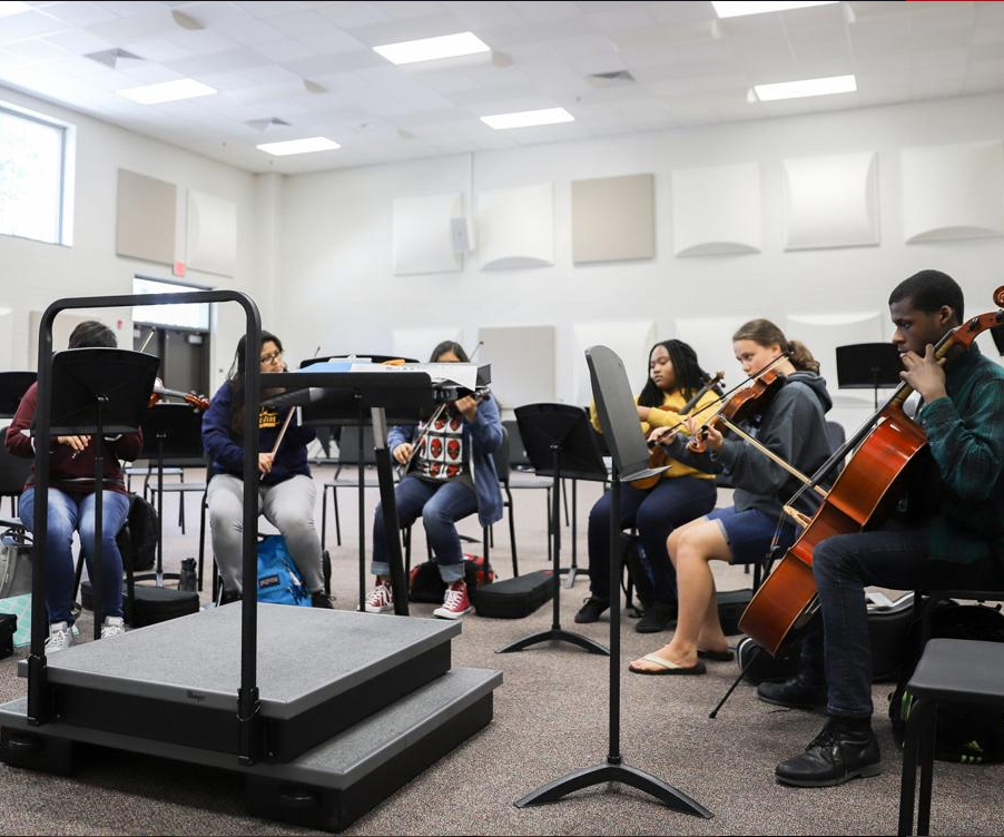 Gwinnett County Public Schools receives national honor for its support of music education