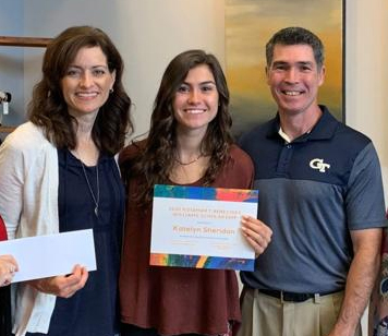 North Gwinnett Arts Association honors Katelyn Sheridan with 2020 scholarship