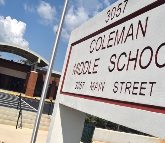 Coleman Middle School one of state's first recipients of new arts integration award