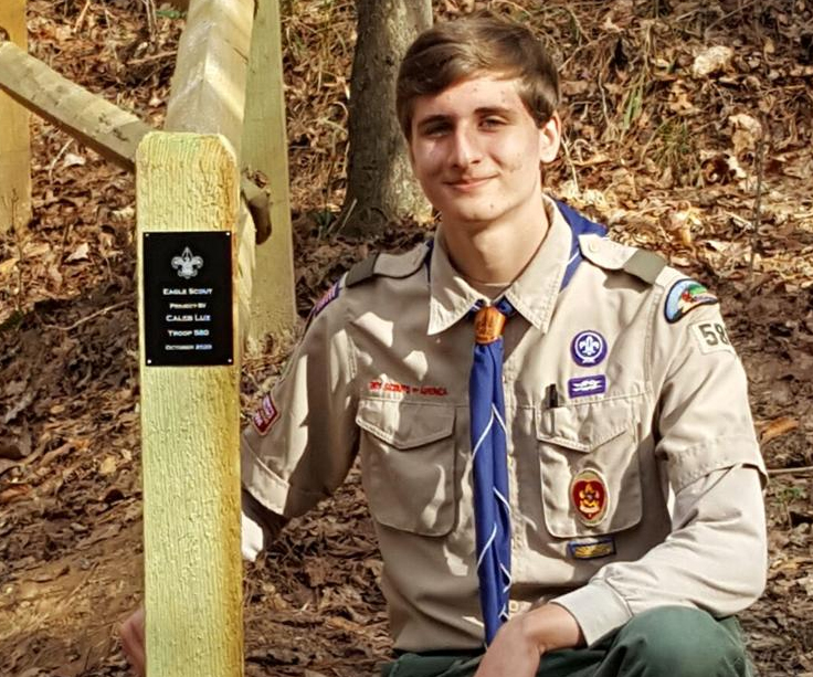 Parkview High student poised to earn Eagle Scout rank, prestigious Hornaday award
