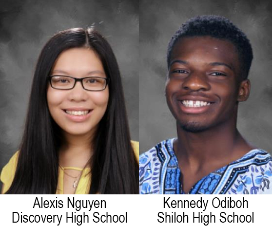 Two from Gwinnett County honored as Horatio Alger scholars