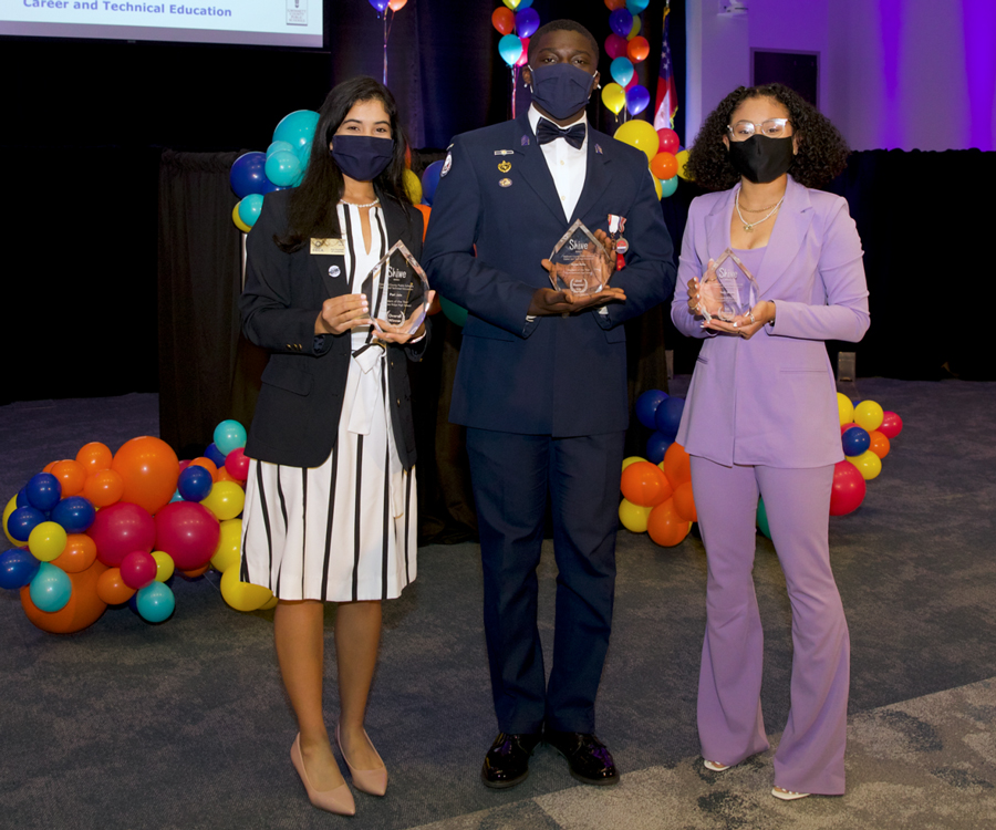 Peachtree Ridge High School senior named 2021 Career and Technical Education Student of the Year